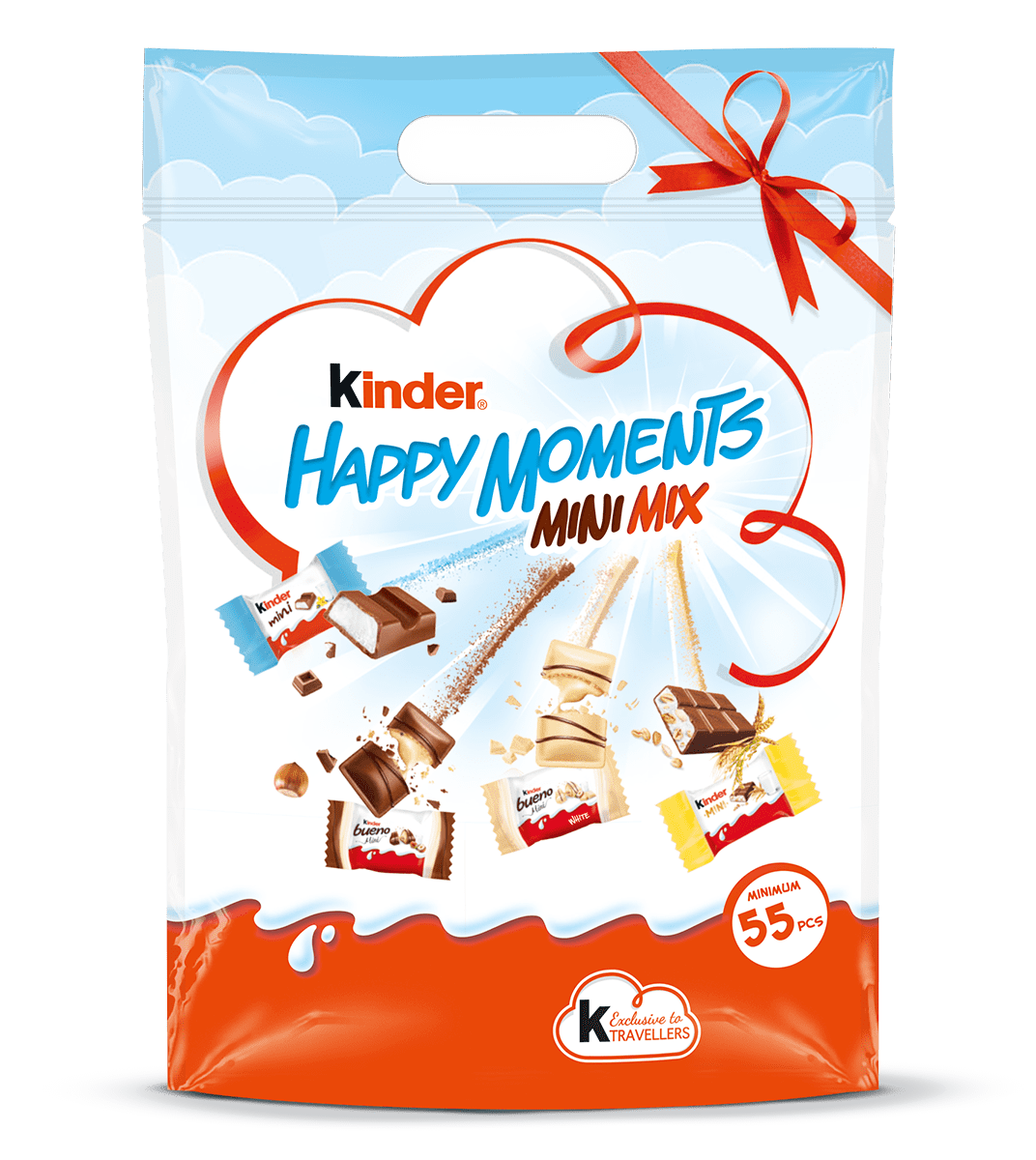 Kinder Happy Moments 338g