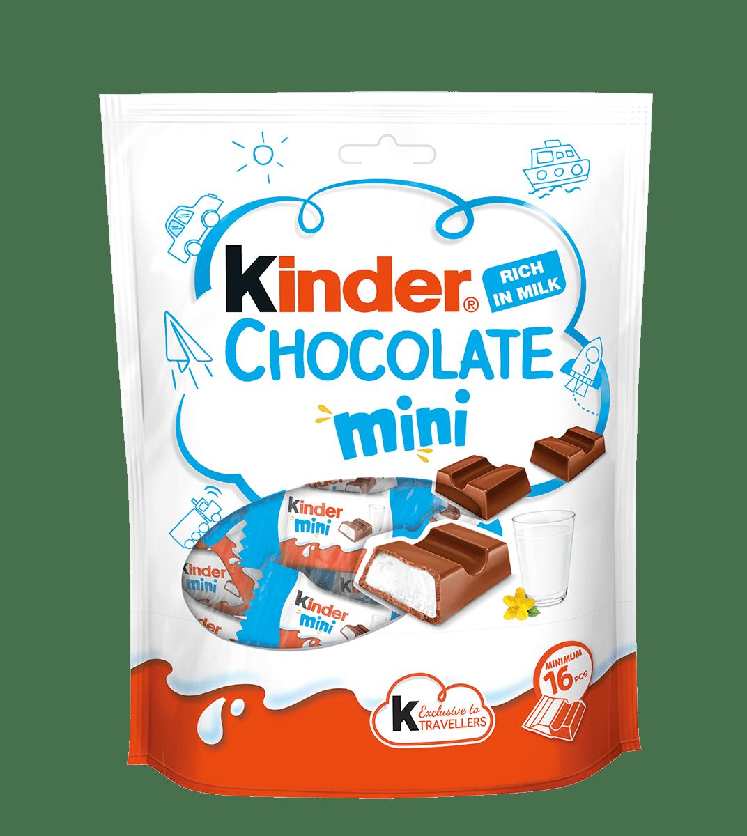 Kinder Mini Chocolate 108g