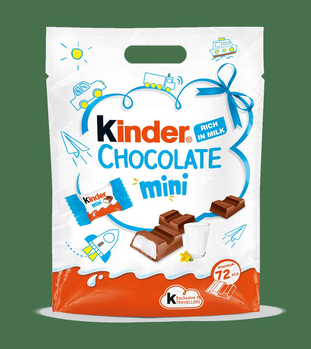 Kinder Mini Chocolate 460g