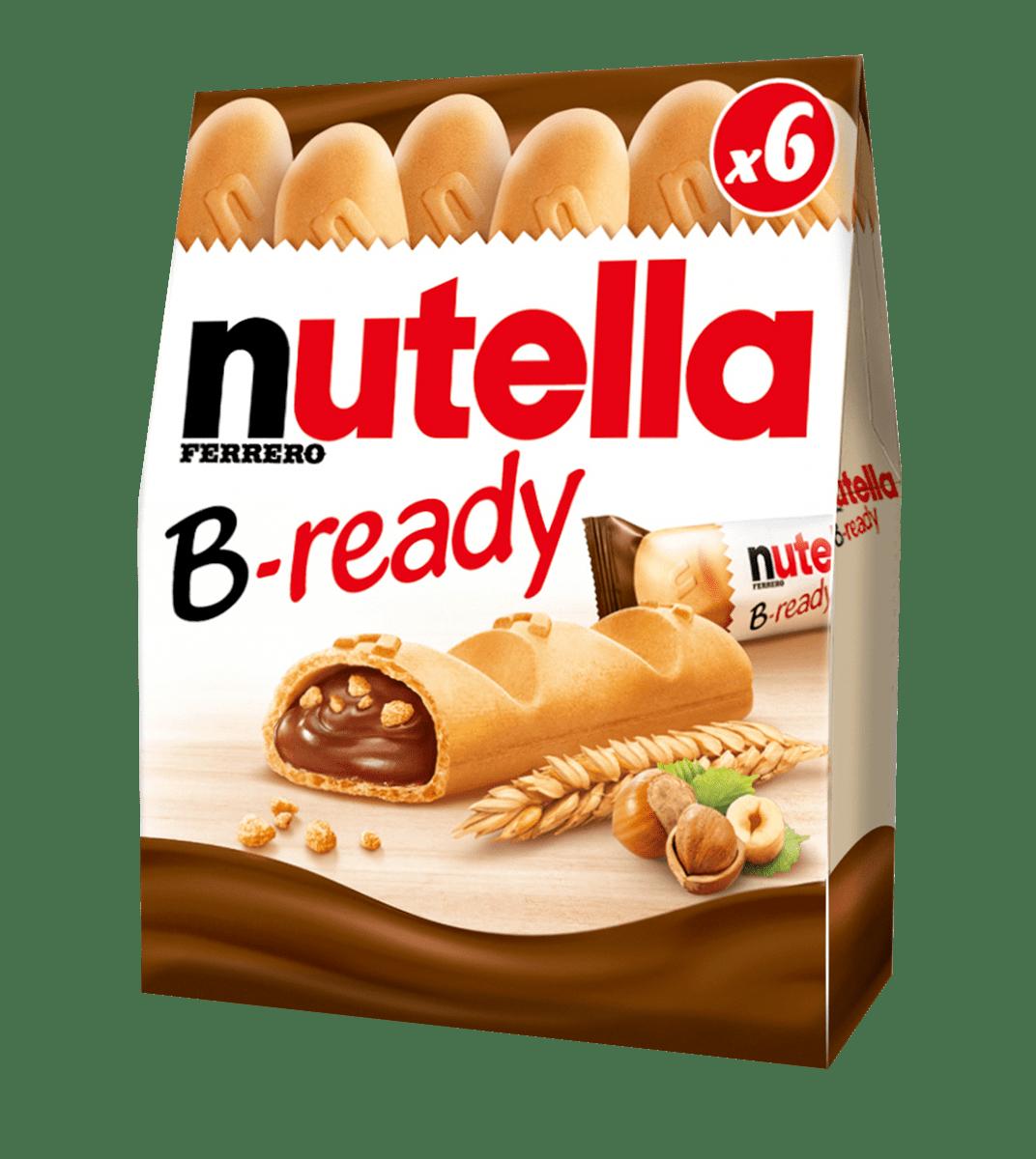 Nutella B-ready 88g