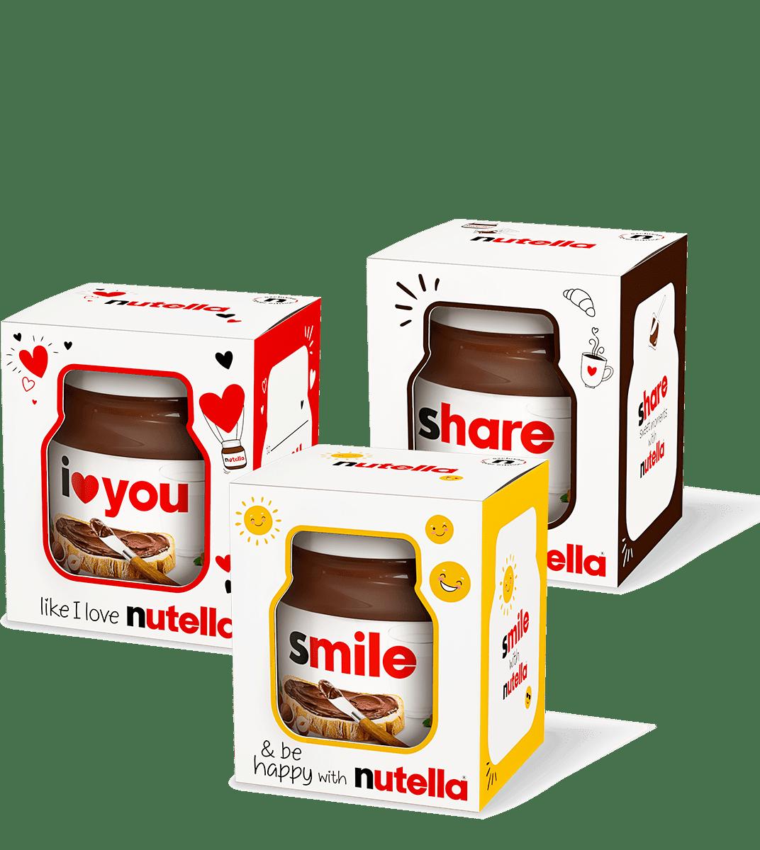 Nutella Gift Box 350g