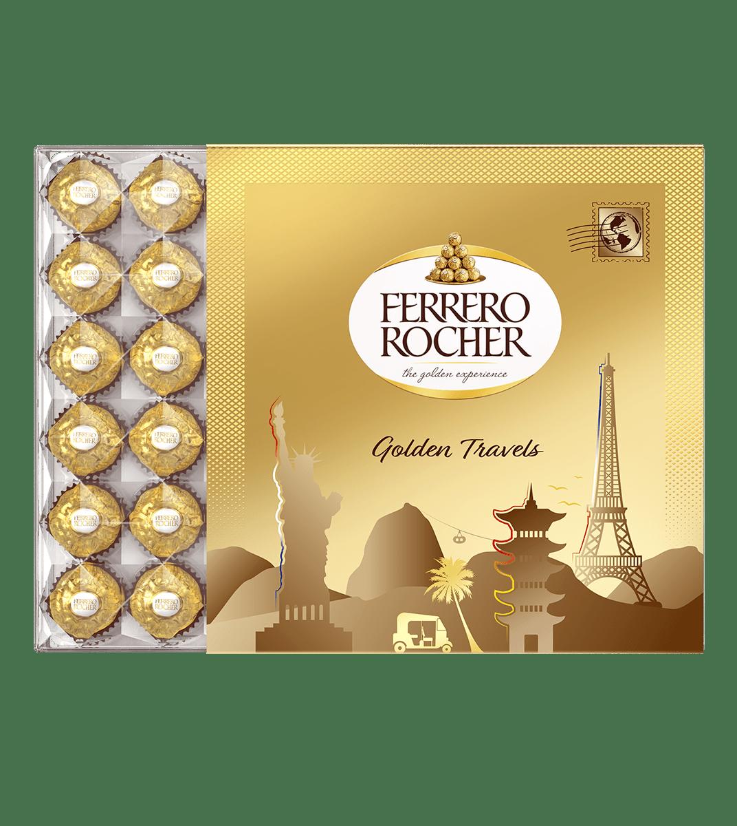 Travel Market - Ferrero Rocher World Travel