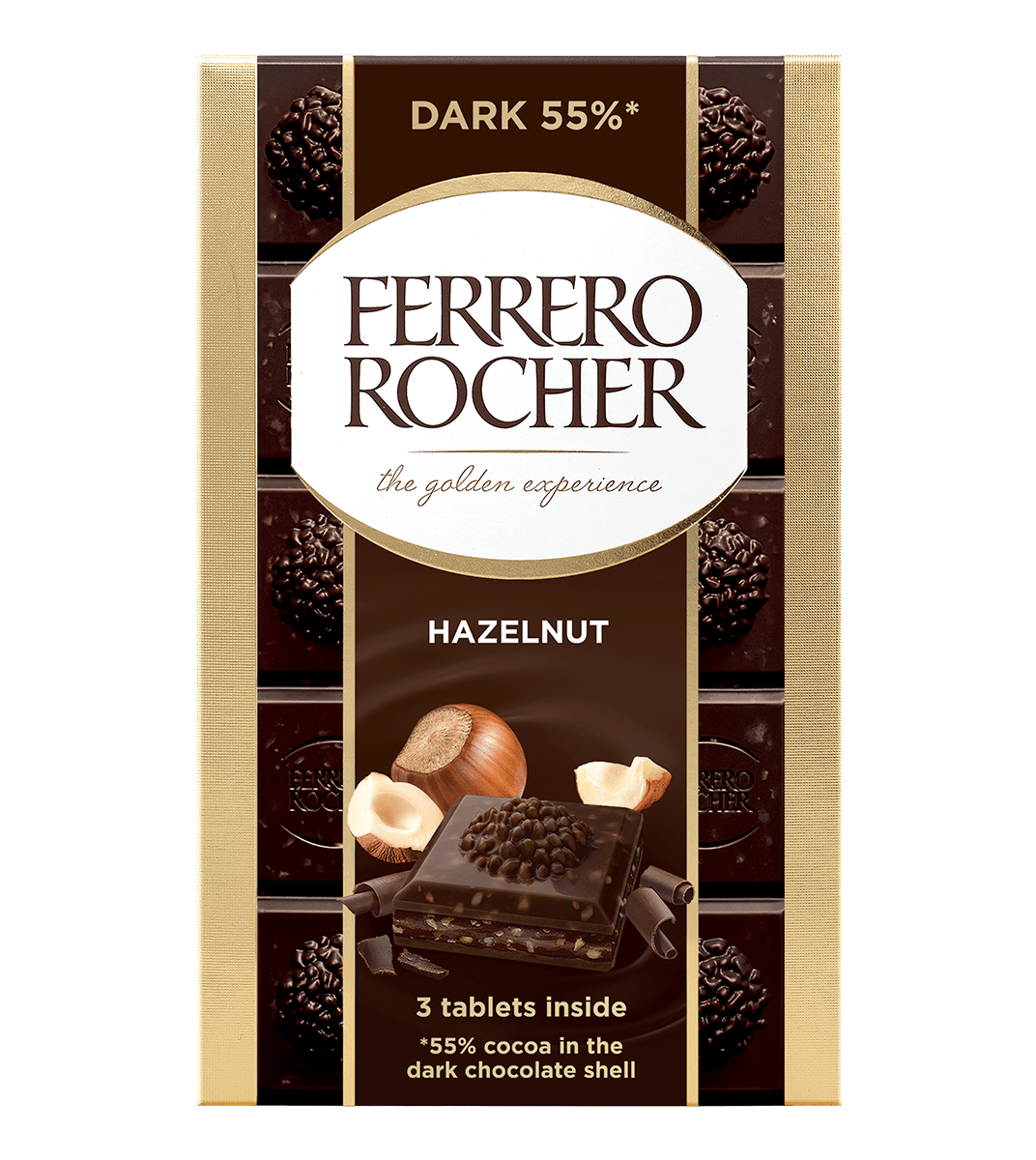 Ferrero Rocher Tablet Dark 270g