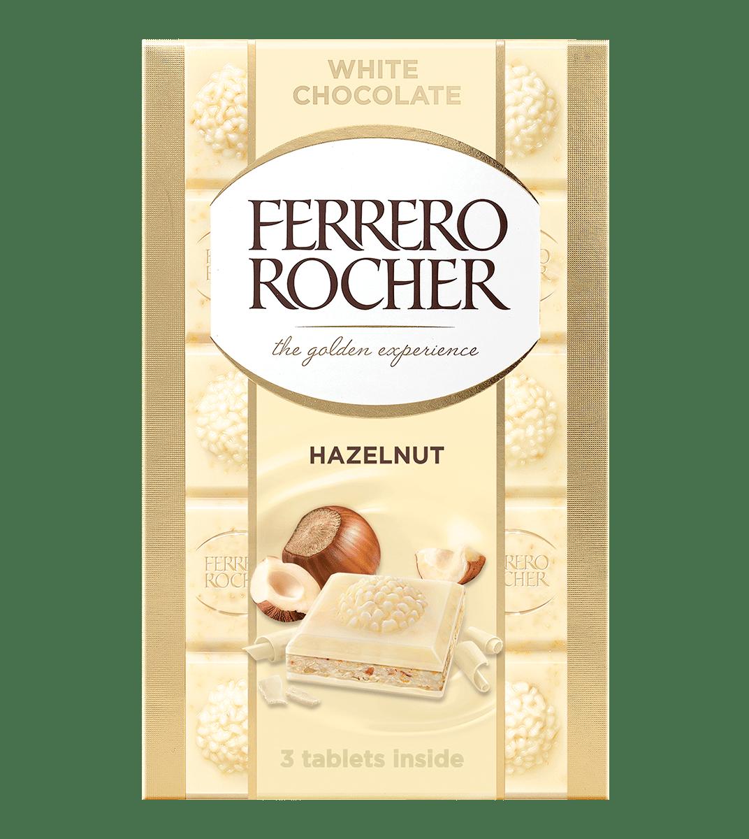 Ferrero  Rocher Tablet White 270g