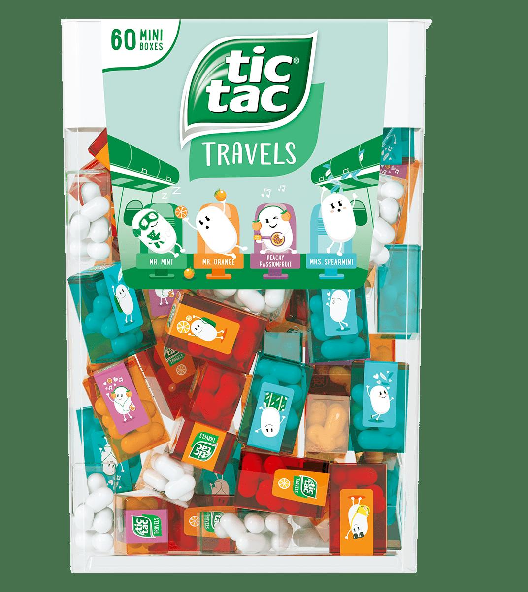 Tic Tac Maxi Box 228g