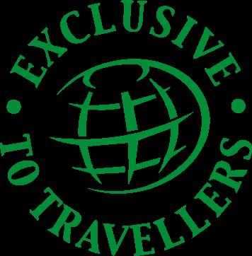 Travel Market - Tic Tac Exclusive Travellers Logo