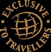 Travel Market - Premium Chocolate Exclusive Travellers Logo