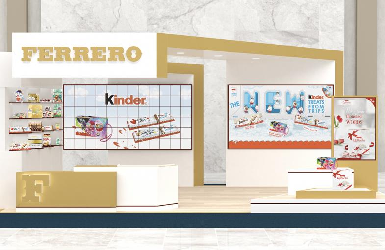 Ferrero Travel Market puts key brands in Virtual Travel Retail Expo spotlight