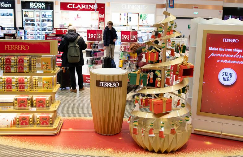 Adding a contemporary touch: Ferrero launches golden gifting campaign